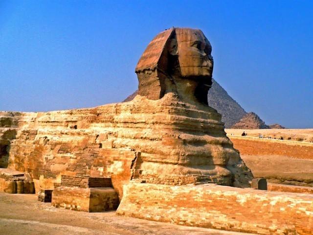 فرعونیوں پر لگاتار پانچ عذاب