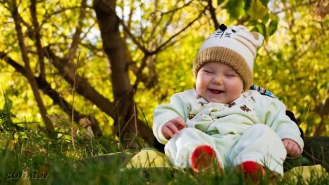 چار مہینے کے بچے کی گواہی