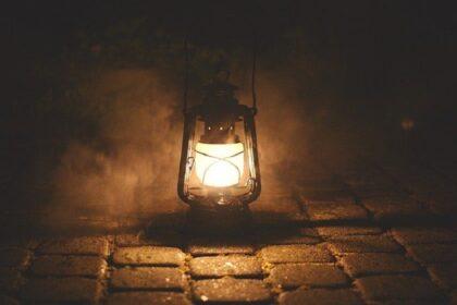 چمکتے ہوئے چراغ